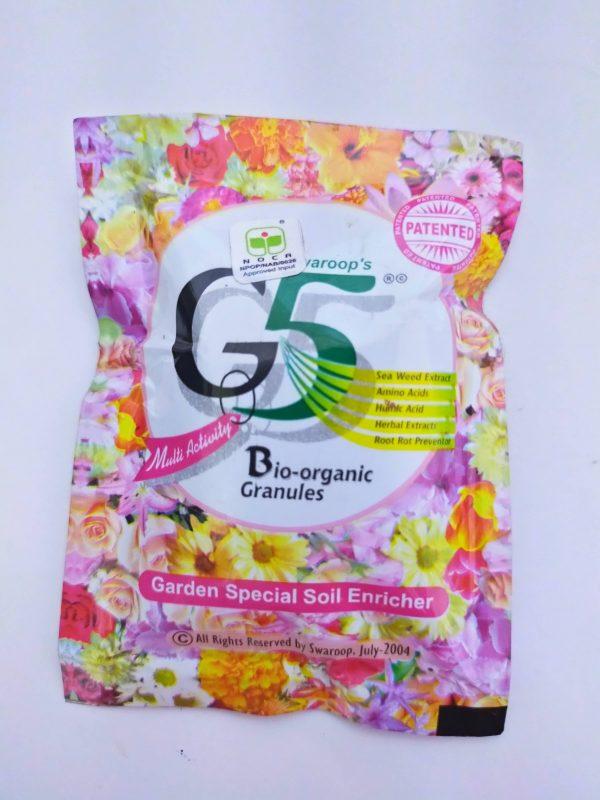 G5 Granuals